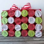 50 Favorite DIY Christmas Advent Calendar Design Ideas (17)