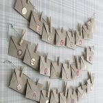50 Favorite DIY Christmas Advent Calendar Design Ideas (21)