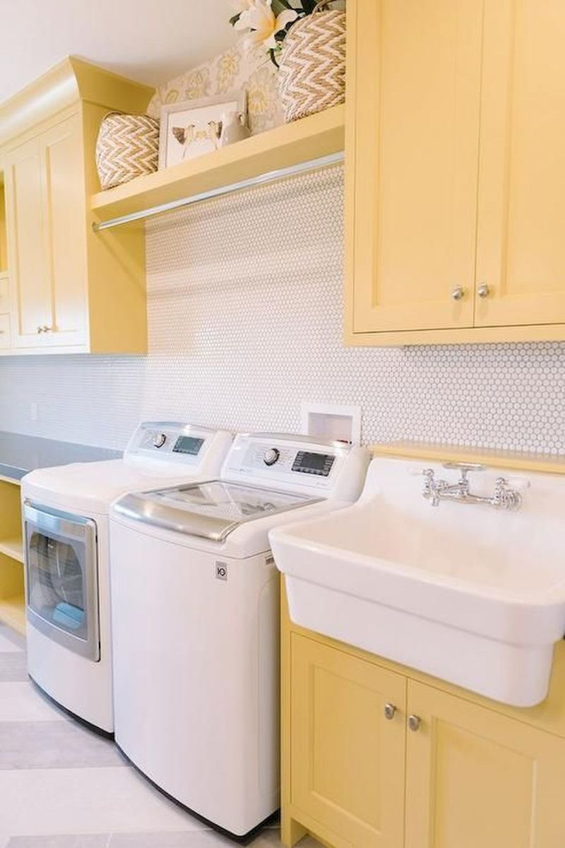 57 Fantastic Laundry Room Design Ideas and Decorations (7)