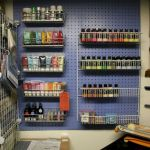 58 Fantastic Art Studio Organization Ideas and Decor (13)