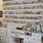 58 Fantastic Art Studio Organization Ideas and Decor (6)
