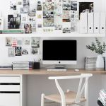 60 Best DIY Office Desk Design Ideas and Decor (40)