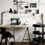 60 Best DIY Office Desk Design Ideas and Decor (47)