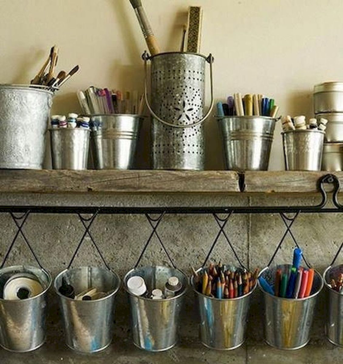 67 Magical Craft Room Storage Solution (50)