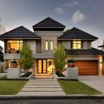 67 Stunning Dream House Exterior Design Ideas (66)