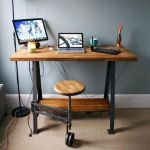 80 Wonderful DIY Art Desk Work Stations Ideas and Decorations (29)