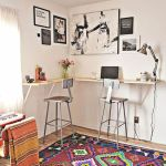 80 Wonderful DIY Art Desk Work Stations Ideas and Decorations (36)