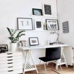 80 Wonderful DIY Art Desk Work Stations Ideas and Decorations (54)