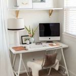80 Wonderful DIY Art Desk Work Stations Ideas and Decorations (71)