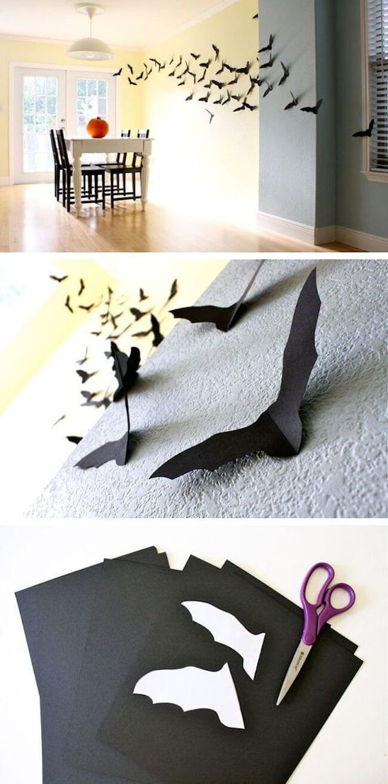 30 Halloween DIY Decorations Ideas (2)