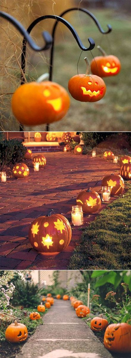 40 Awesome Halloween Wedding Decoration Ideas (23)