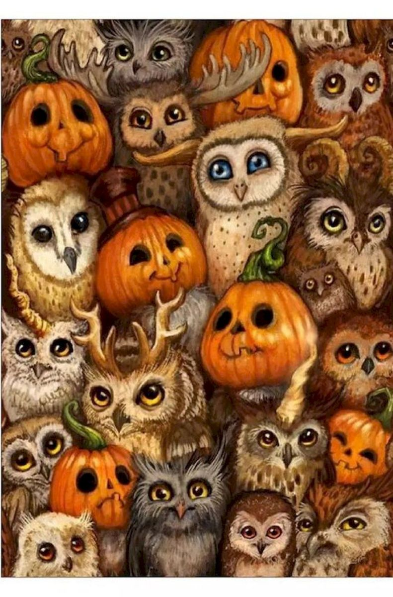46 Awesome Halloween wallpaper Ideas (26)