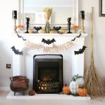 73 Gorgeous Halloween Living Room Decor Ideas (17)