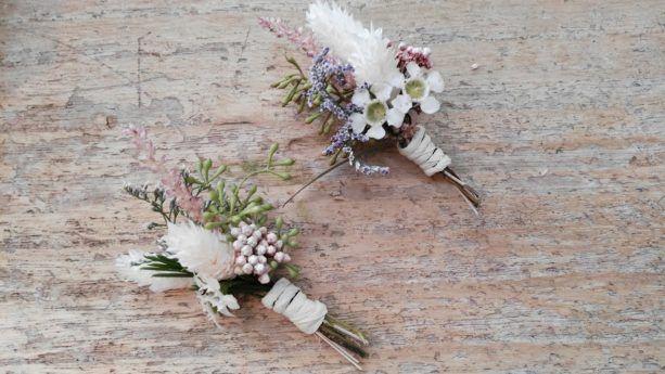 flores para el novio