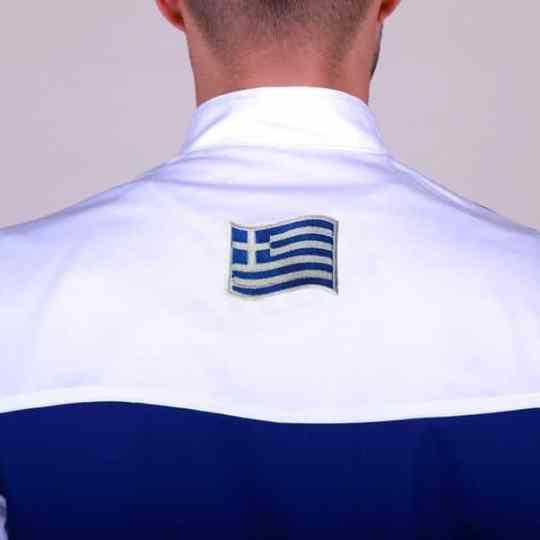 GR – Ελληνική Σημαία κυματιστή