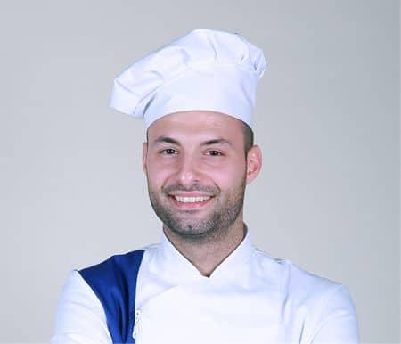 Σκούφος για μάγειρες