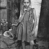 Красивая Эмина позирует. Трабзон, Турция. 1965 г.
