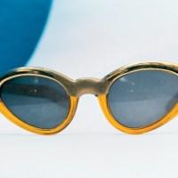 """Солнечные очки """"кошачьи глаза"""""""