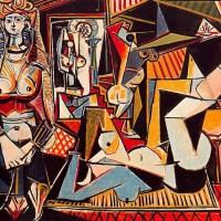 """Пабло Пикассо. """"Алжирские женщины (Версия О)"""""""