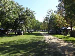 Western End Knorrit Flat Riverside Campground