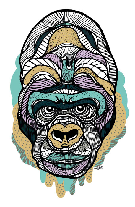 File4_Gorilla_by_Casiegraphics