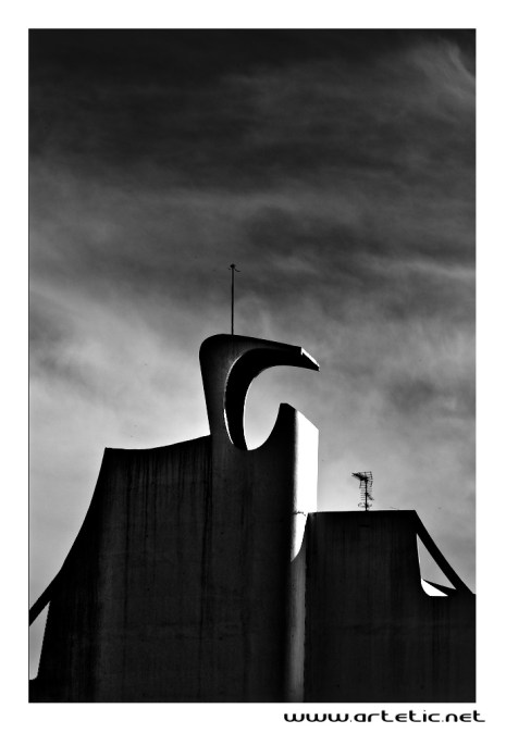 My Moscow International Photography Awards winning architecture photography serie