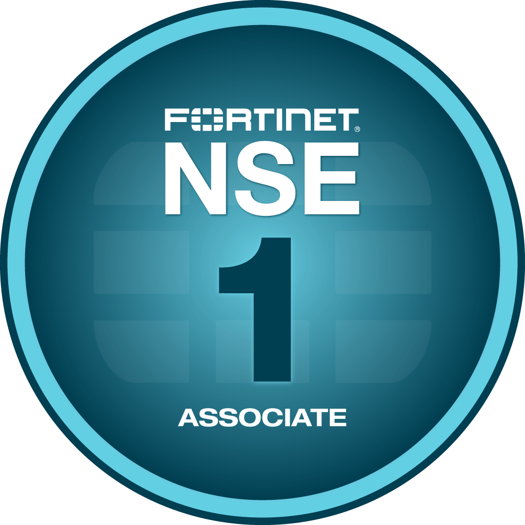 Fortinet NSE 1