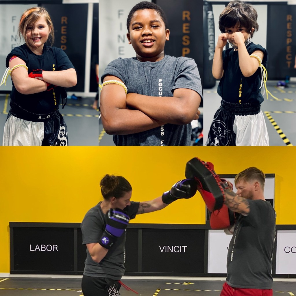 Muay Thai classes available for kids and adults