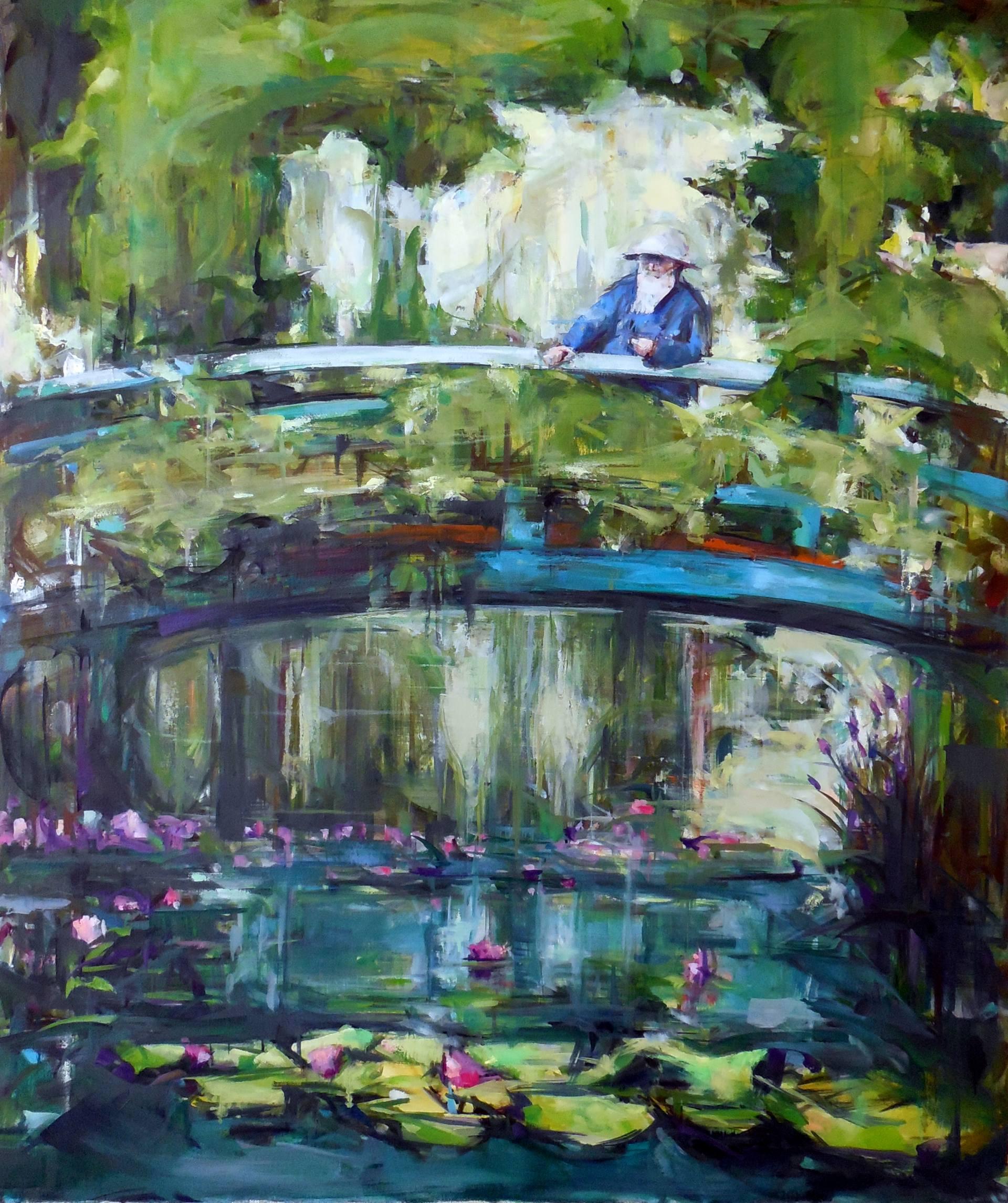 Monet's Invitation