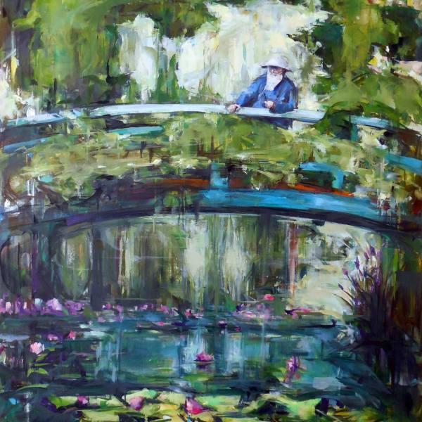 Monet's Invitation by Hyunju Kim