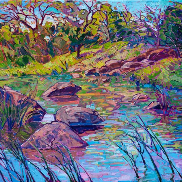Spring Reflections by Erin Hanson