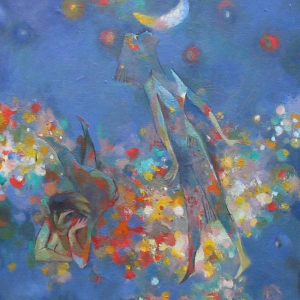 Kiss of the Moon by Teimuraz Gagnidze
