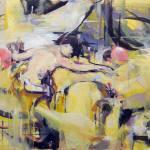 Chick Watercolor by Hyunju Kim