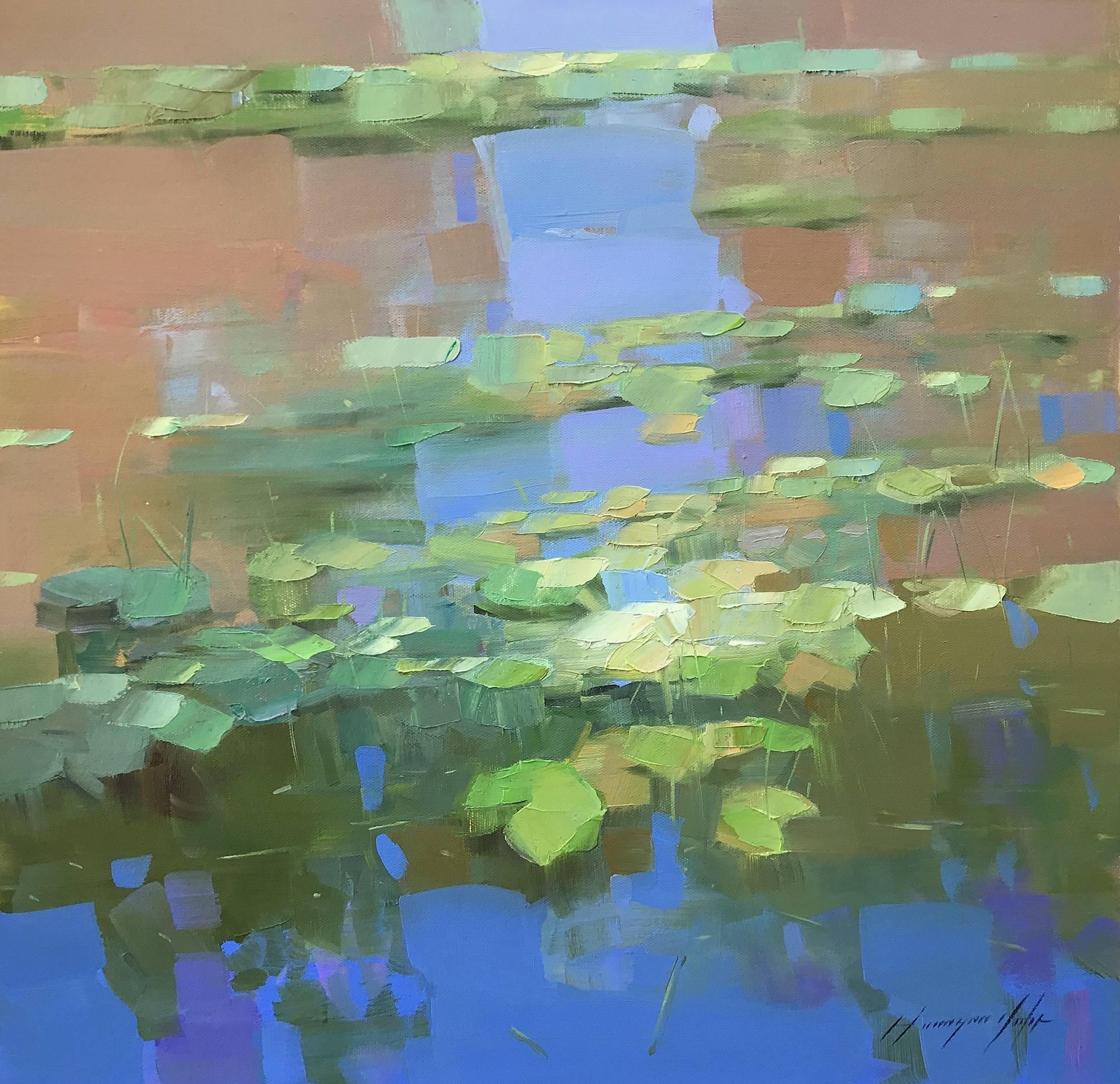 Waterlilies Pond