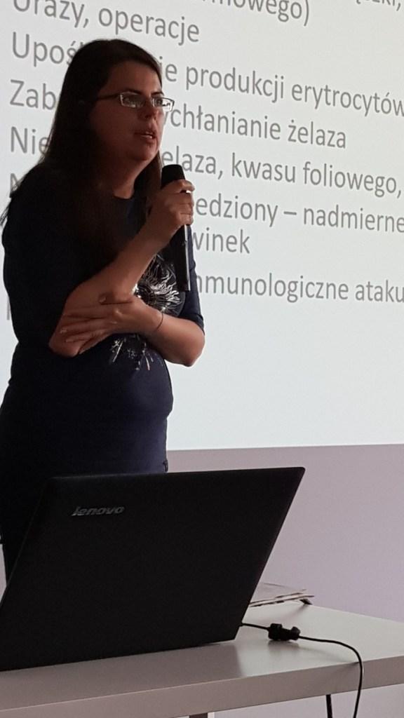 Marta Zielińska, VI Kongres Trychologiczny 2019