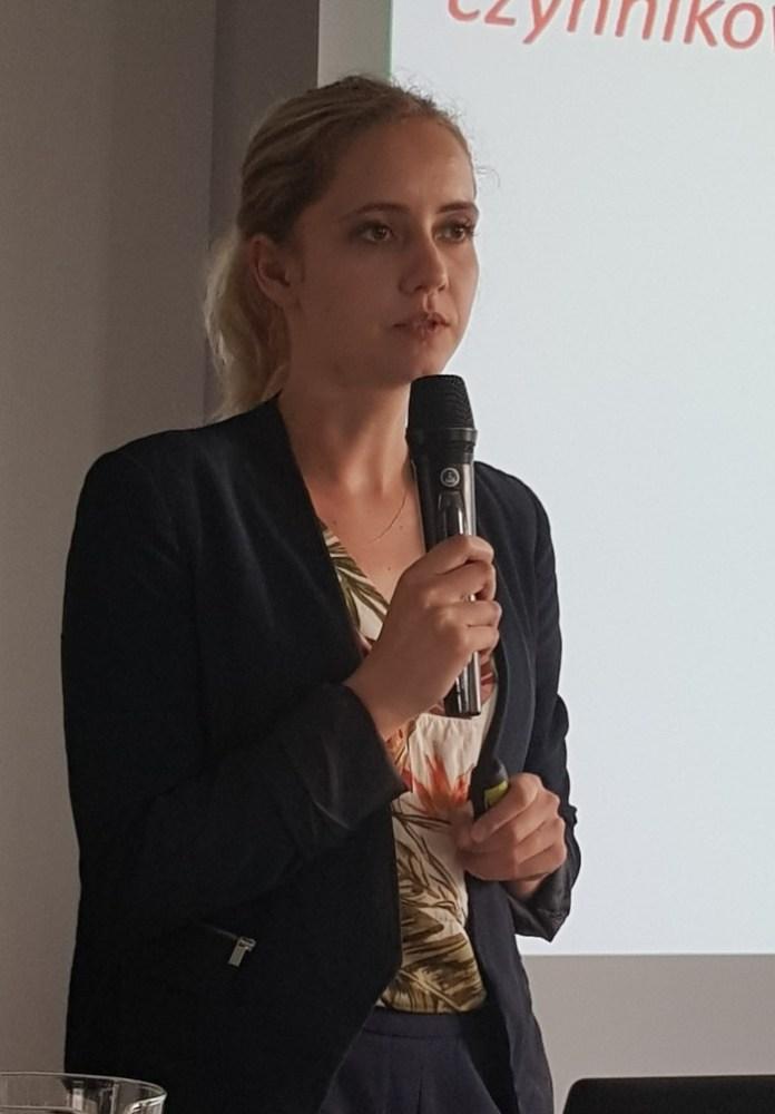 Lek. Med. Natalia Jojczyk, VI Kongres Trychologiczny 2019