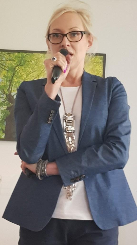 Magdalena Kaźmierczak, VI Kongres Trychologiczny 2019