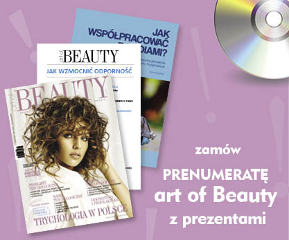 Prenumerata art of BEAUTY