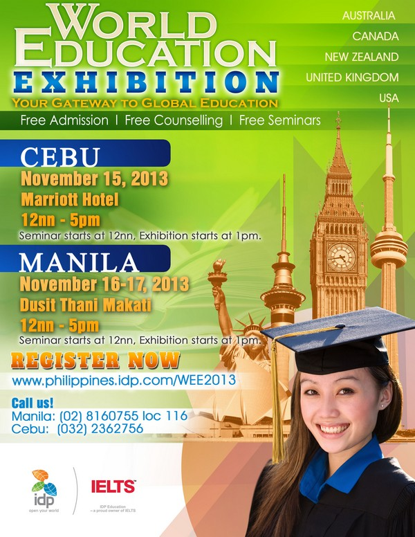World-Education-Exhibit-IDP-Philippines