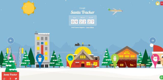 Google Santa Message: Christmas Village of Fun