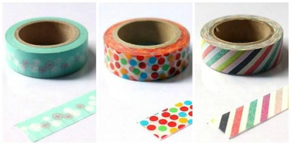 washi-tapes