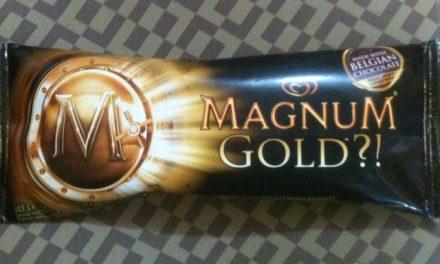 Magnum Gold Ice Cream