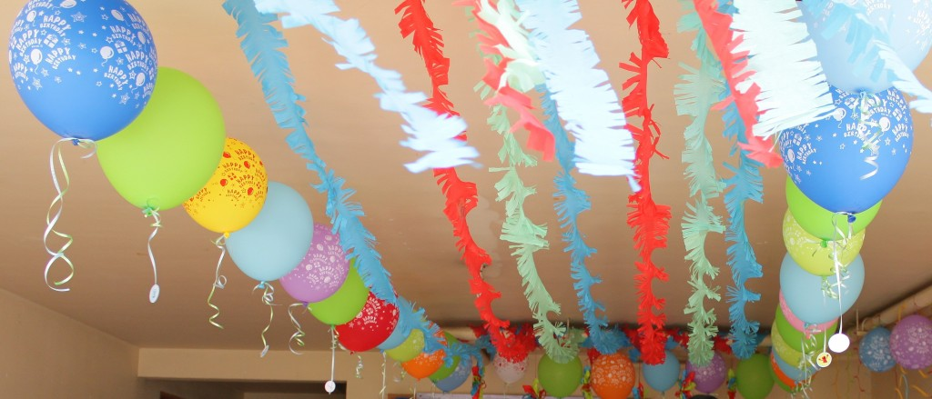 How to Make Your Own Party Decorations Workshop