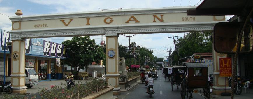 Cultural Vigan Kalesa Tour