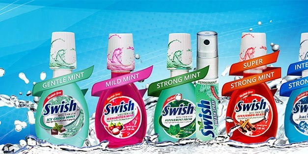 Swish Mouthwash