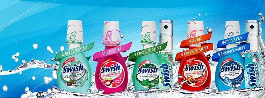 Swish Mouthwash
