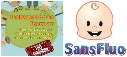 Babypalooza Bazaar & Sansfluo Giveaway!