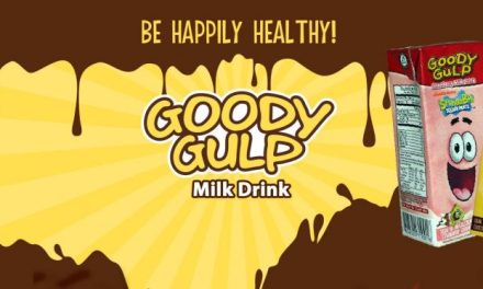 Goody Gulp Milk Drink (Survey and Raffle!)