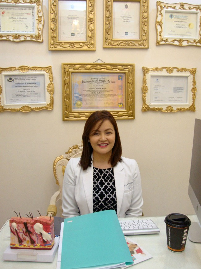 luminisce holistic skin innovations beauty pampering dr kaycee reyes art of being a mom www.artofbeingamom.com 12