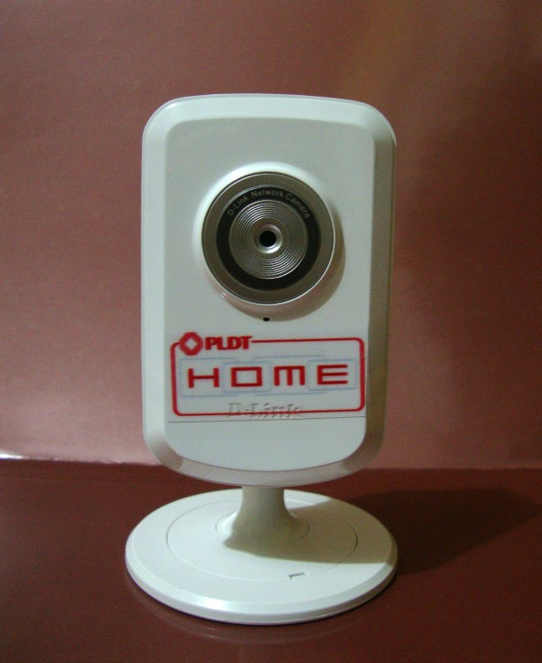 pldt home dsl fam cam telpad surveillance camera art of being a mom www.artofbeingamom.com 05